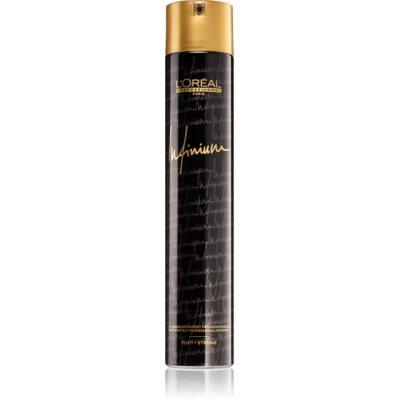 L'Oréal Professionnel Infinium laca profesional para cabello  fijación fuerte
