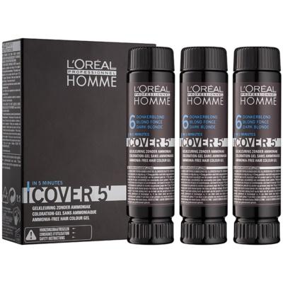 L'Oréal Professionnel Homme Color Haarkleuring 3st.
