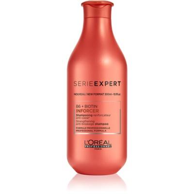 L'Oréal Professionnel Série Expert Inforcer champô reforçador antiquebra de cabelo
