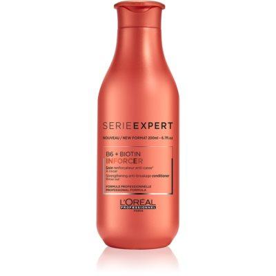 L'Oréal Professionnel Serie Expert Inforcer odżywka wzmacniająca przeciw łamliwości włosów