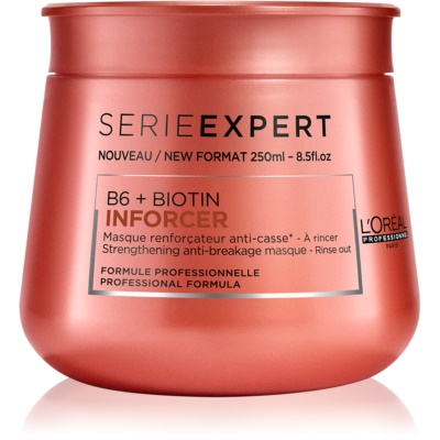 L'Oréal Professionnel Serie Expert Inforcer Fortifying Mask To Treat Hair Brittleness