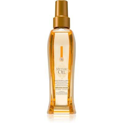 L'Oréal Professionnel Mythic Oil svjetlucavo ulje za kosu i tijelo