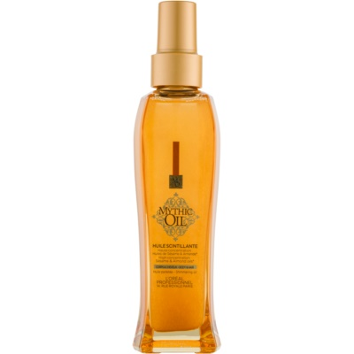Shimmering Oil For Hair And Body