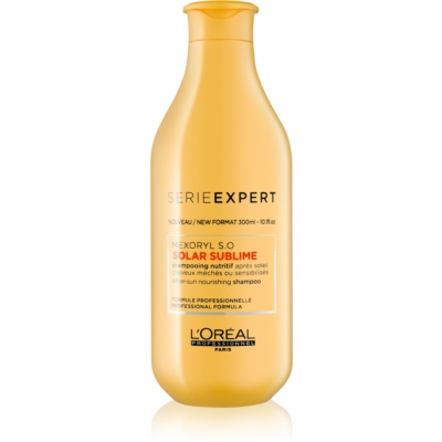 Regenerating Shampoo for Sun-Stressed Hair