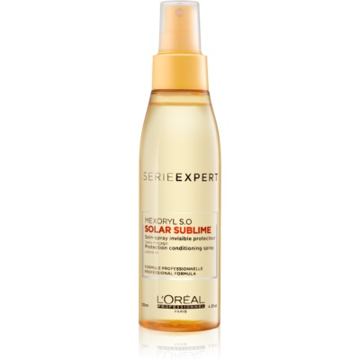Spray for Sun-Stressed Hair