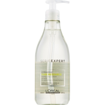 L'Oréal Professionnel Série Expert Pure Resource Purifying Shampoo For Oily Hair And Scalp