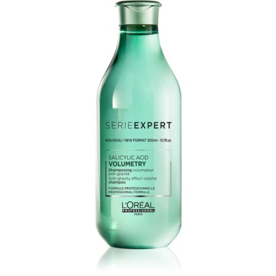 L'Oréal Professionnel Serie Expert Volumetry shampoing purifiant et volumateur