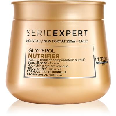 L'Oréal Professionnel Série Expert Nutrifier výživná maska pre suché a poškodené vlasy