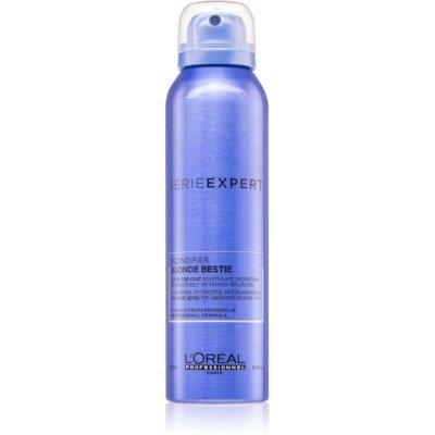 L'Oréal Professionnel Serie Expert Blondifier ochronny lakier do stylizacji włosów