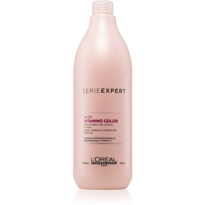 L'Oréal Professionnel Série Expert Vitamino Color AOX Conditioner for Coloured Hair  1000 ml