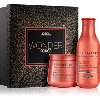 L'Oréal Professionnel Série Expert Inforcer Cosmetica Set  I.