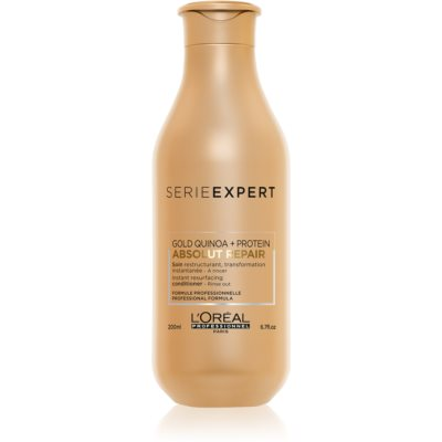 L'Oréal Professionnel Serie Expert Absolut Repair Gold Quinoa + Protein възстановителна грижа за силно увредена коса