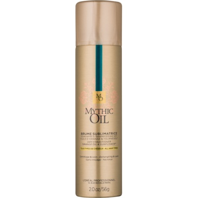 L'Oréal Professionnel Mythic Oil száraz kondicionáló a hidratálásért és a fényért