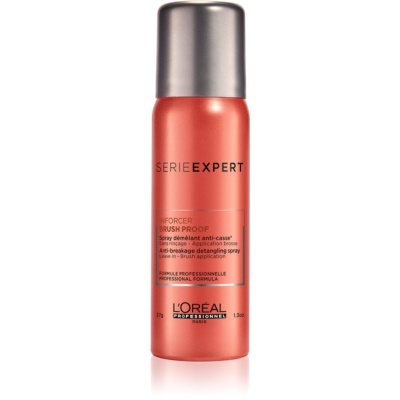Fortifying Spray To Treat Hair Brittleness