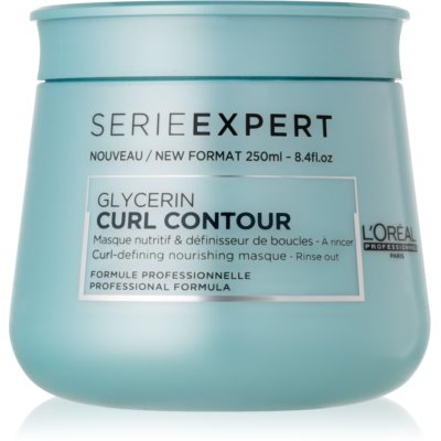 L'Oréal Professionnel Série Expert Curl Contour Hair Mask For Wavy Hair