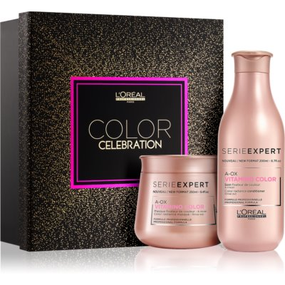 L'Oréal Professionnel Série Expert Vitamino Color Cosmetic Set I.