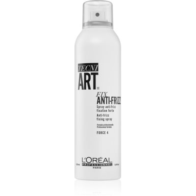 L'Oréal Professionnel Tecni.Art FIX Anti-Frizz Fixeringsspray För att behandla krull