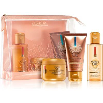 Cosmetica Set  voor Krachtig en Onhandelbaar Haar