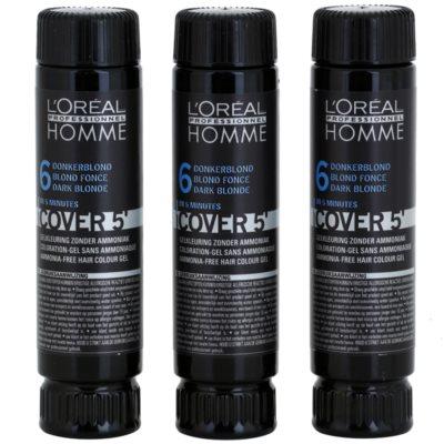 L'Oréal Professionnel Homme Color боя за коса 3 бр