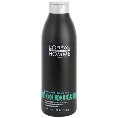 L'Oréal Professionnel Homme Care Shampoo für die gesunde Kopfhaut