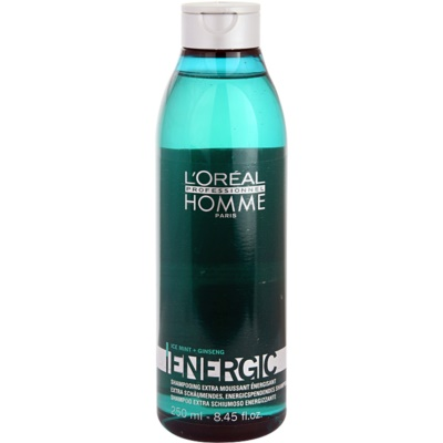 L'Oréal Professionnel Homme Energic Purifying Shampoo For Everyday Use