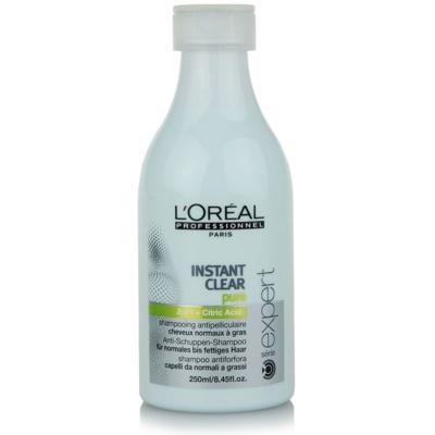 šampon proti lupům pro normální až mastné vlasy