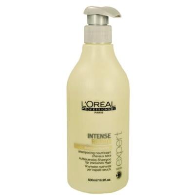 vyživující šampon pro suché, namáhané vlasy