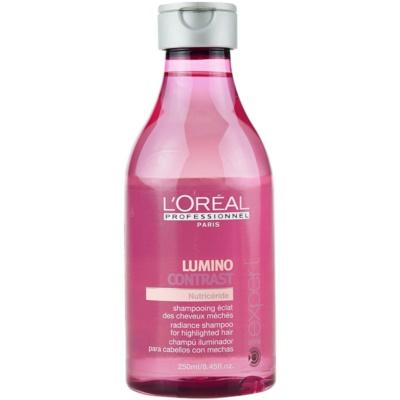 vyživujúci šampón pre melírované vlasy