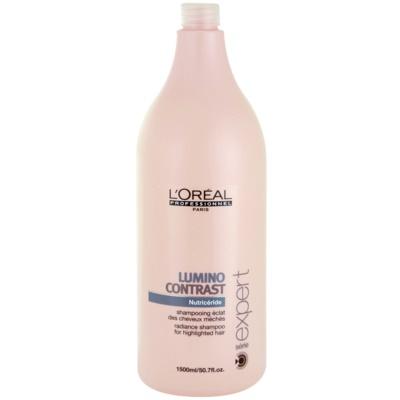 Shampoo mit ernährender Wirkung für helles meliertes Haar