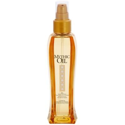 nährendes Öl für alle Haartypen