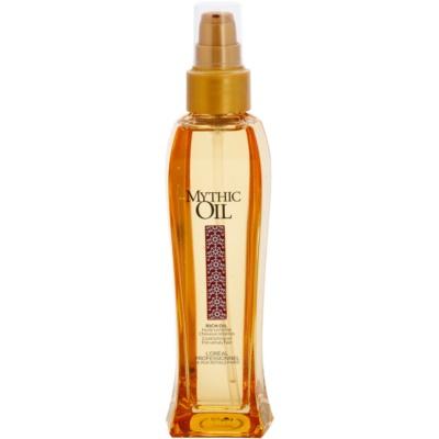 Öl für widerspenstiges Haar