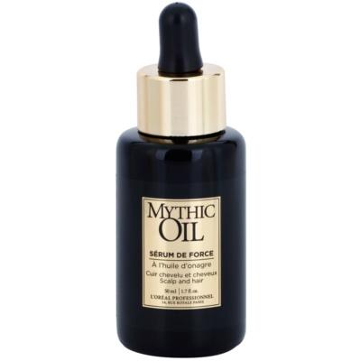 L'Oréal Professionnel Mythic Oil укрепващ серум за коса и скалп