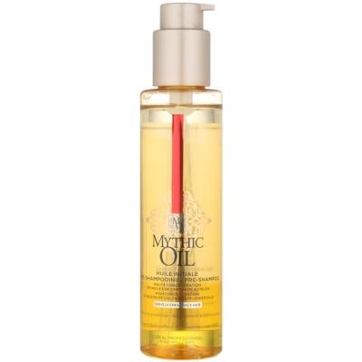 Pre-Shampoo Treatment for Thick Hair