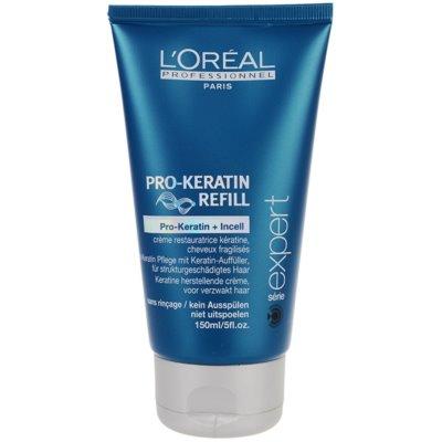 regenerační krém pro oslabené vlasy