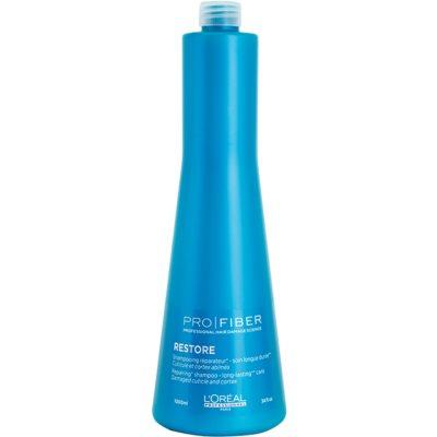 obnovující šampon pro poškozené, chemicky ošetřené vlasy