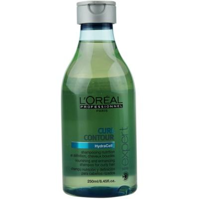 vyživující a posilující šampon pro kudrnaté vlasy