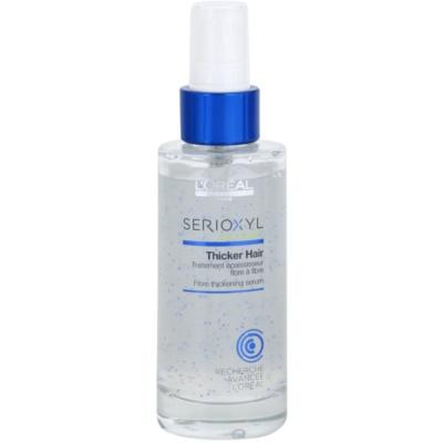 Serum for Immediate Hair Straightening