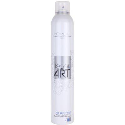 Fixationsspray gegen strapaziertes Haar