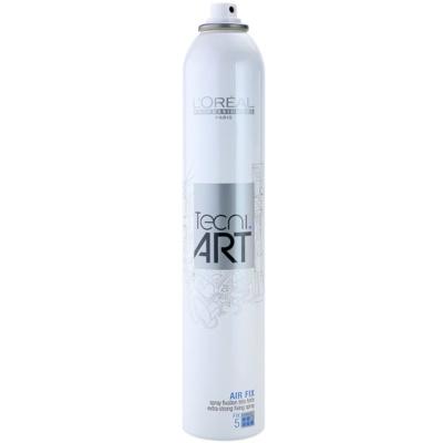 Haarspray für Fixation und Form