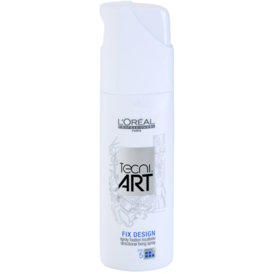L'Oréal Professionnel Tecni Art Fix spray para una fijación local