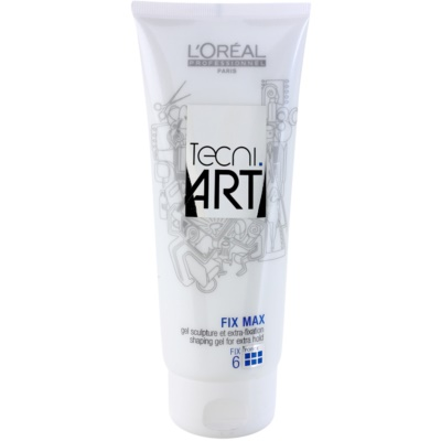 L'Oréal Professionnel Tecni Art Fix Hair Styling Gel For Fixation And Shape