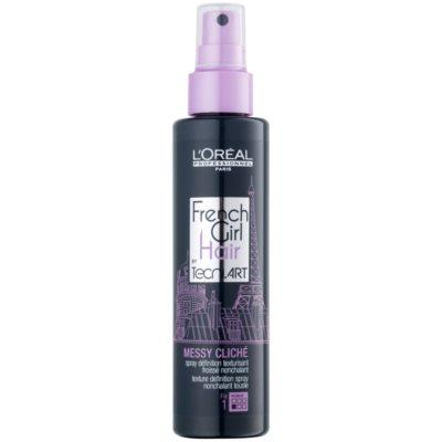 spray styling pentru par fin si normal