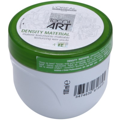 L'Oréal Professionnel Tecni Art Volume Texturising Wax - Paste Strong Firming