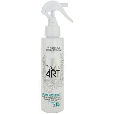 spray para dar volumen para cabello fino