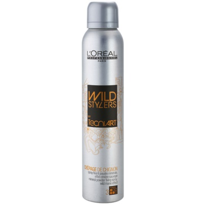 mineralny, pudrowy spray