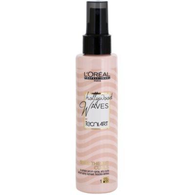 Spray für welliges Haar