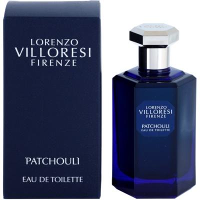 Lorenzo Villoresi Patchouli Eau de Toilette unissexo
