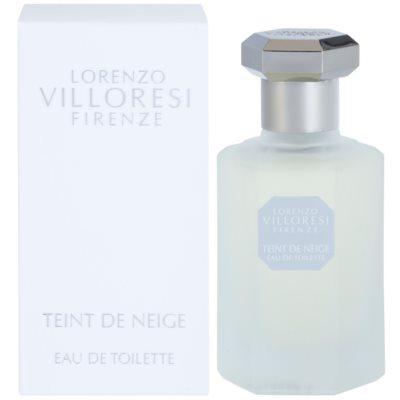Lorenzo Villoresi Teint de Neige тоалетна вода унисекс