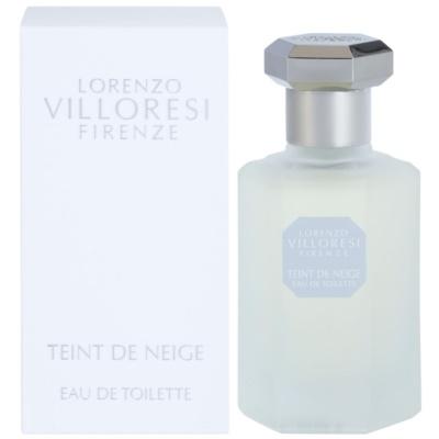Lorenzo Villoresi Teint de Neige Eau de Toilette unissexo