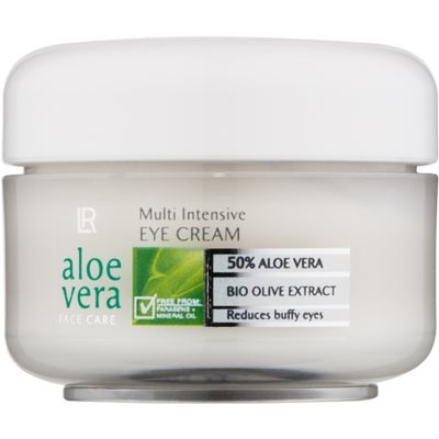Eye Cream With Aloe Vera